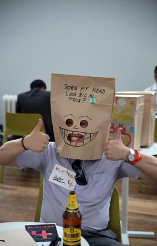 Túi giấy bảo vệ môi trường
