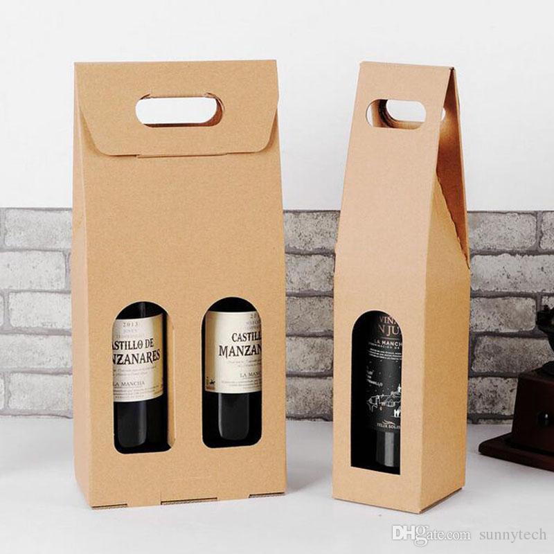Túi giấy đựng rượu