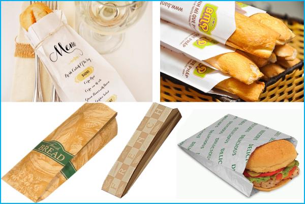 Tầm quan trọng của túi giấy đựng bánh mì
